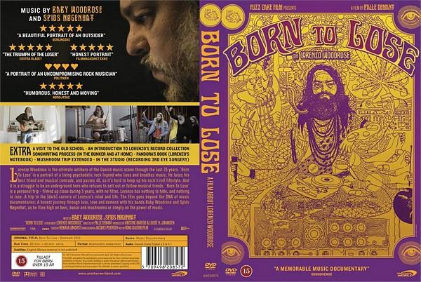 Uffe Lorenzen: Born To Lose DVD